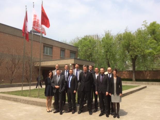 EMBA Delegation